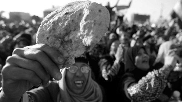 Émeute du pain, 1977.