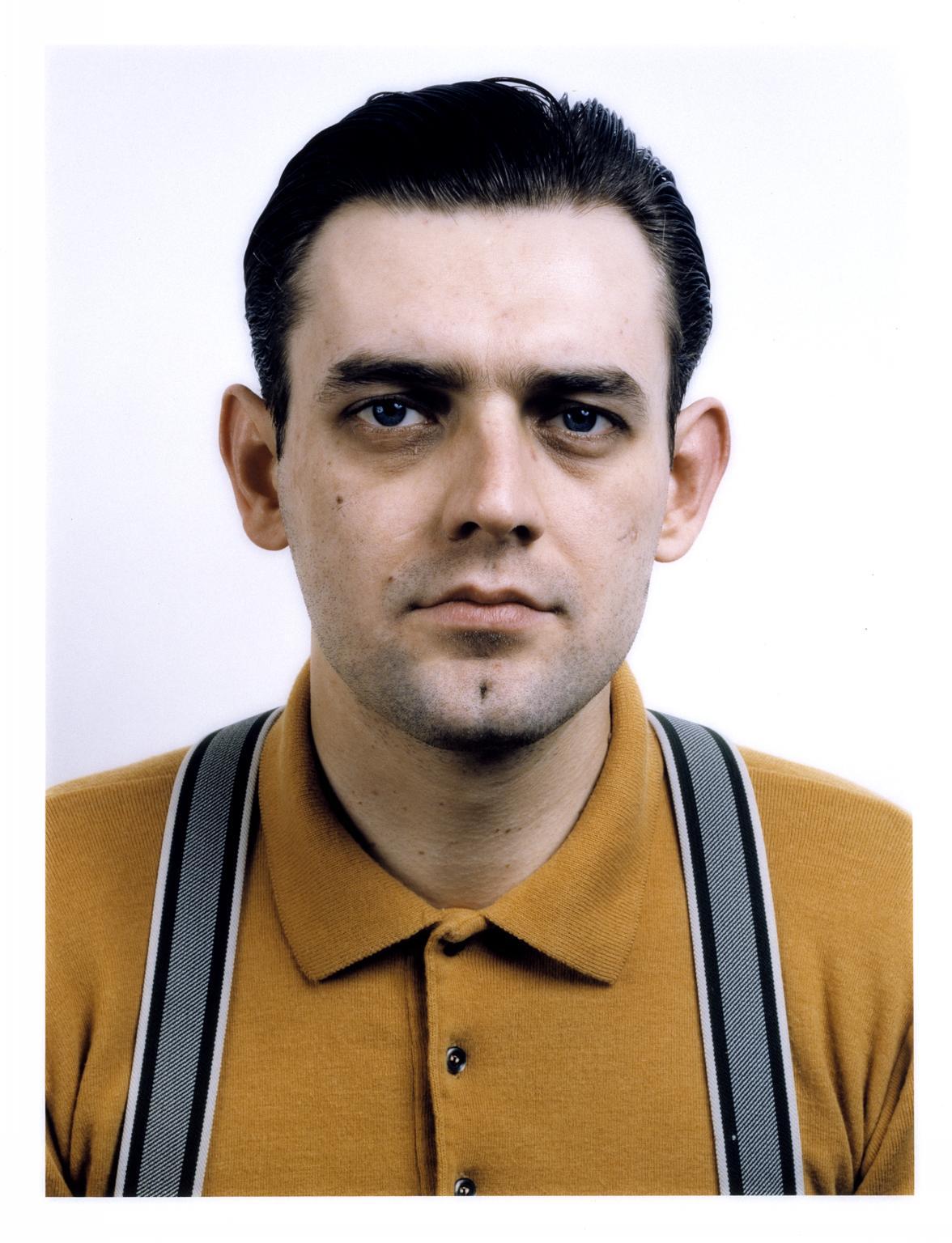 Thomas Ruff, 'Portrait 1986 (Stoya)' 1986
