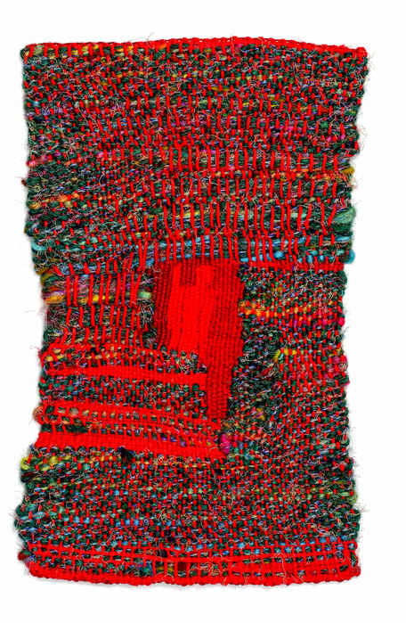 Sheila Hicks,  Intermittent , 1969 Collection particulière © Bastiaan van der Berg © Adagp, Paris 2018