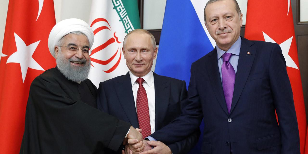 Rohani, Poutine, Erdogan, un trio démocrate de bon aloi…