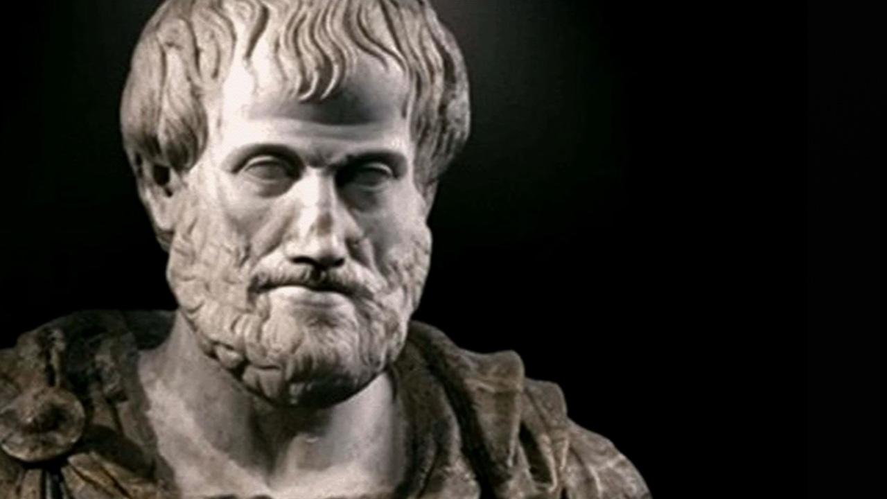 Aristote avait raison.