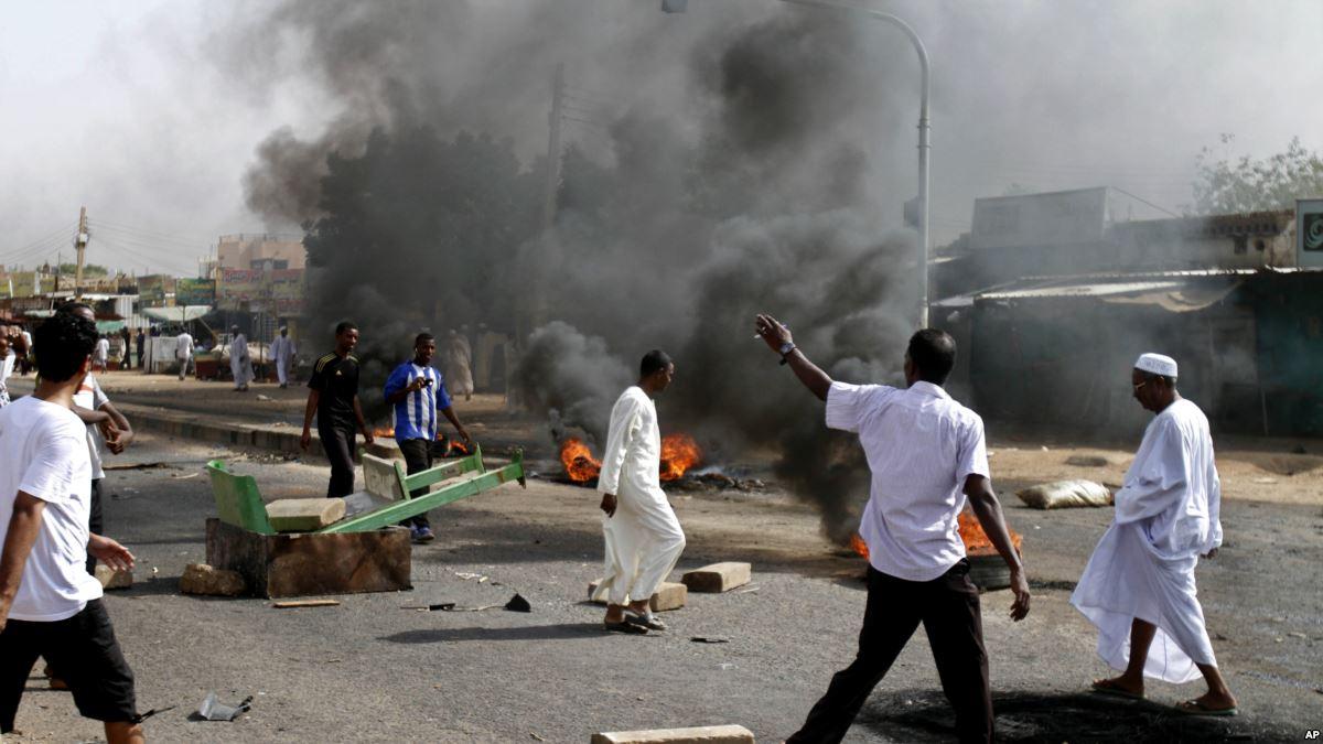Les récentes manifestations au Soudan sont bien plus que des émeutes du pain -