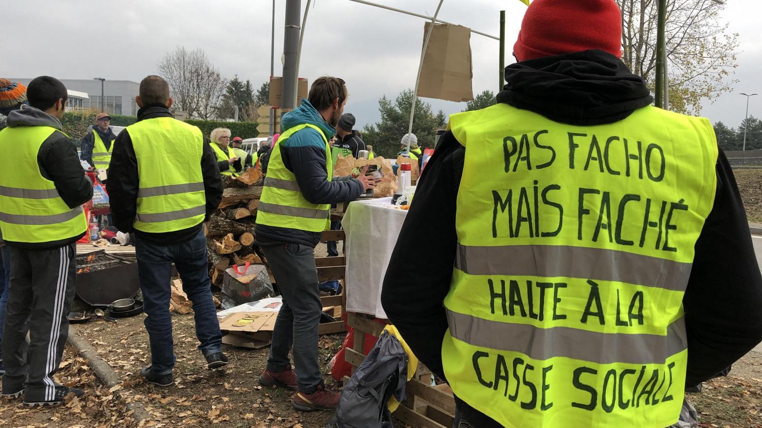 Le mouvement social insurrectionnel, dernier rempart contre l'extrême droite -