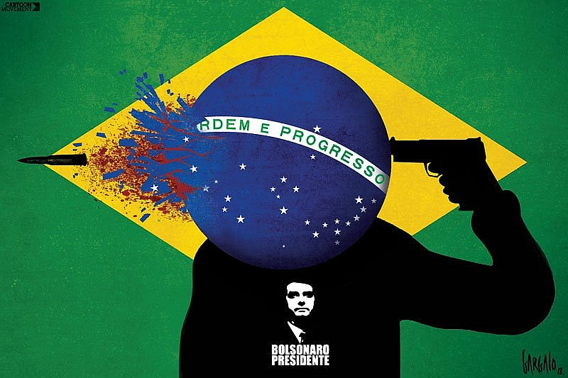 Bolsonaro, une catastrophe mondiale   -