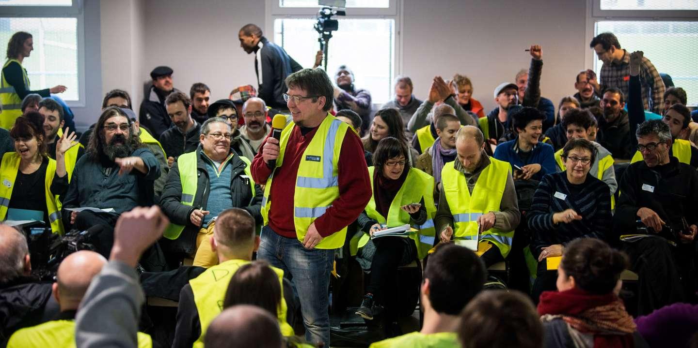 """Fédérons-nous pour transformer la société ! L'appel de la première """"assemblée des assemblées"""" de gilets jaunes -"""