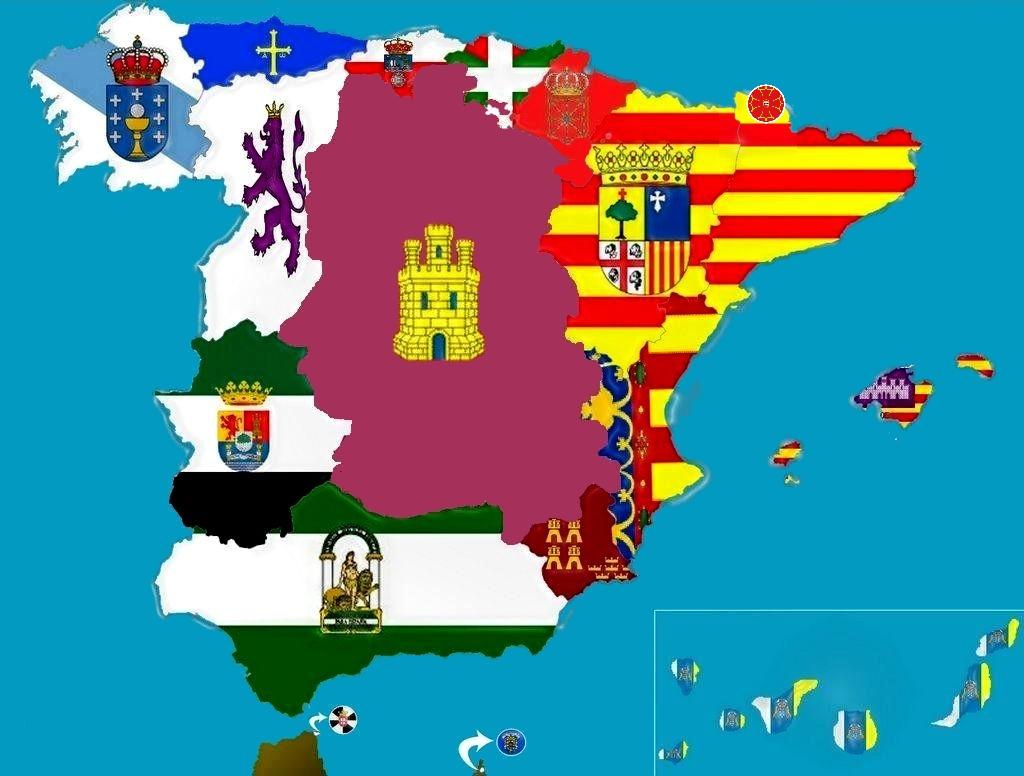 Une proposition de réorganisation entre beaucoup d'autres, d'  Ignassi Gallego  (Sóller) et  Josep Esteve Rico  (Elche/Elx).  Source