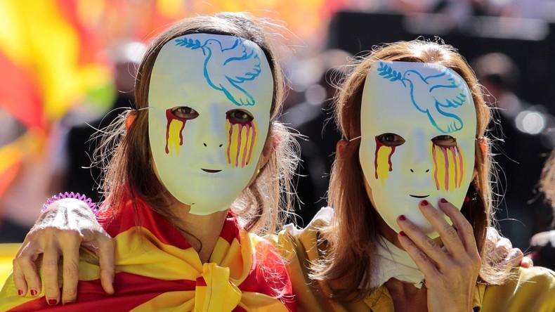 L'émergence des trois Espagne : trois paris sur le futur sous un même toit -