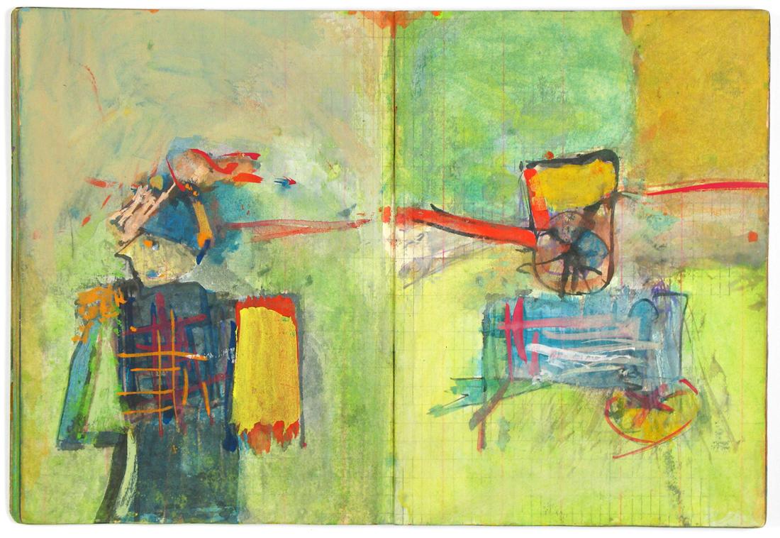 Saul Leiter, le photographe qui se voyait comme un peintre - Photo   Fasciné par la peinture, et particulièrement par celle de Rothko, Saul Leiter a été parmi les premiers photographes à voir la ville en couleur. Un changement dramatique par rapport à un siècle de photos urbaines en noir et blanc, qui avaient fini par nous persuader qu'une grande ville n'est qu'un contraste d'ombre et de lumière.