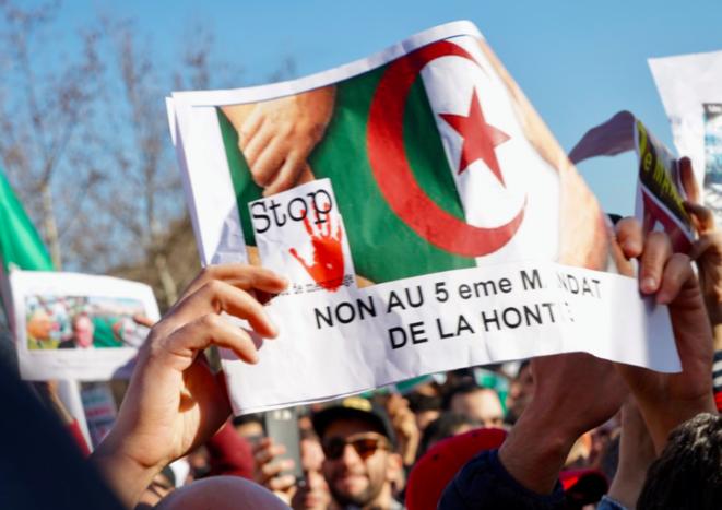 Debout l'Algérie ! Le peuple algérien a clairement signifié qu'il souhaitait la rupture avec le système -