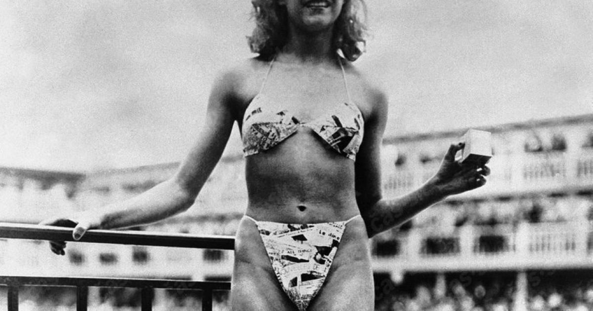 Burkini, bikini, monokini - ce sont les hommes qui en parlent le mieux, par Sébastien Doubinsky -