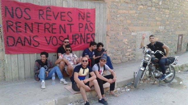 Photo : Paris - Alger : Nous sommes ingouvernables !