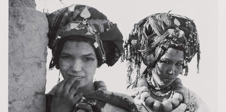 Document - Quand les femmes berbères voyaient les hommes partir travailler dans les mines en France -