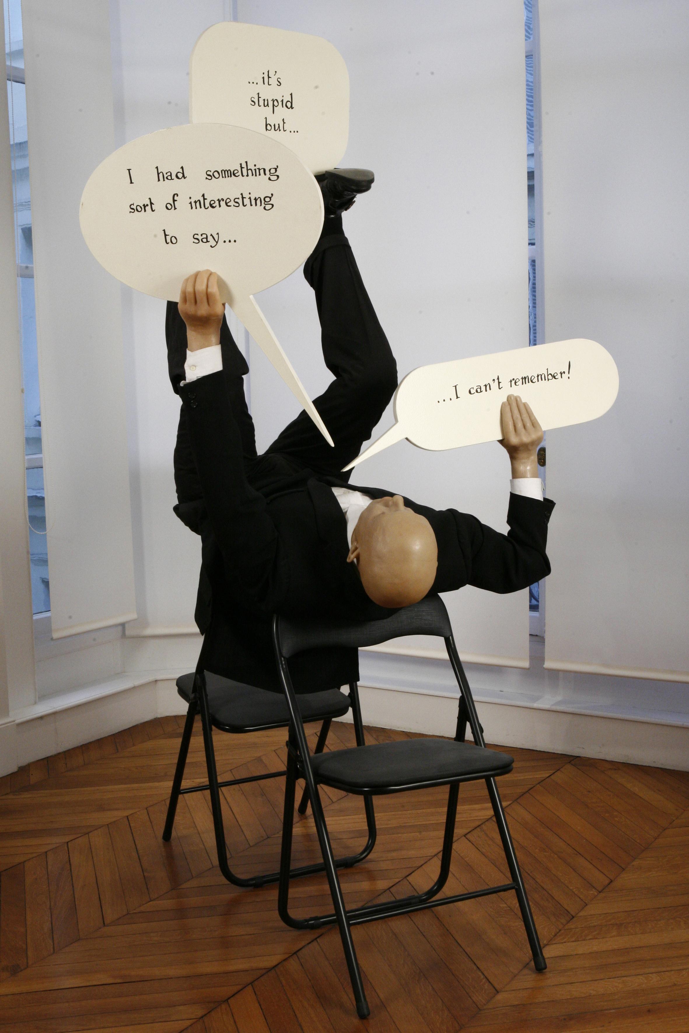 Art - L'art de la conversation avec Gilles Barbier -