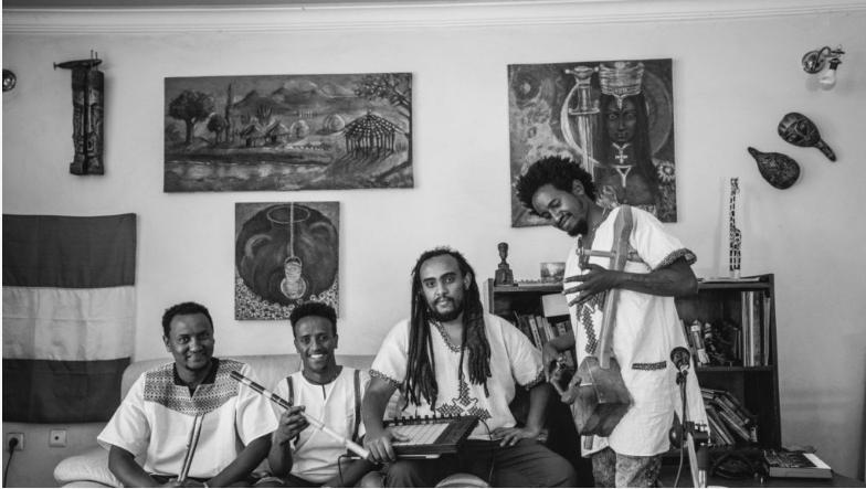 ETHIOPIAN RECORDS WITH AZMARI SYNTHESIS