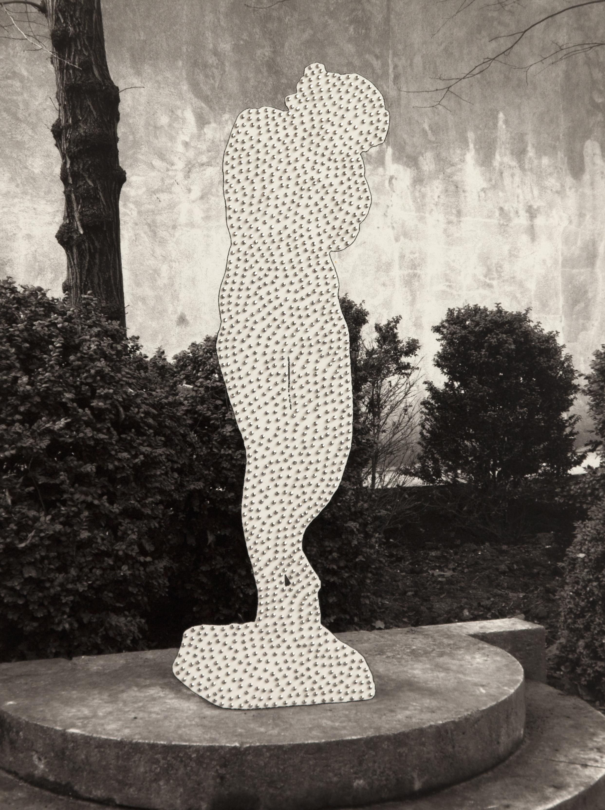 Art - Les corps infiniment transitoires d'Henri Foucault chez Thierry Bigaignon -