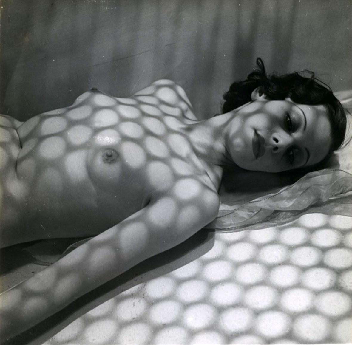 Pierre Boucher,  Nu avec ombres, 1936