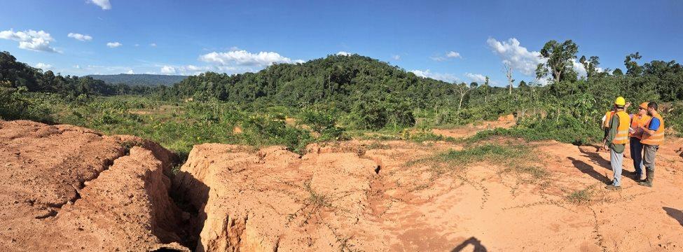 Parce qu'il n'y a pas que le Brésil et Bolsonaro… la France aussi détruit l'Amazonie.