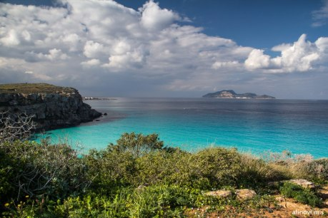 Îles Égades