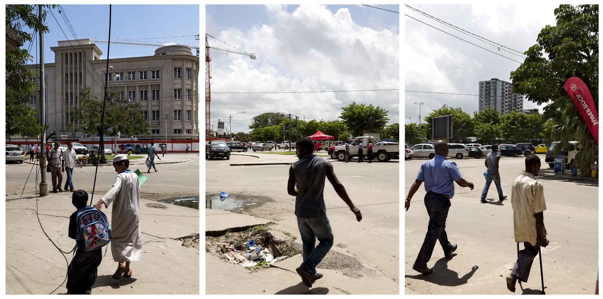 Guy Tillim Praça do Metical, Beira, Mozambique, 2017.