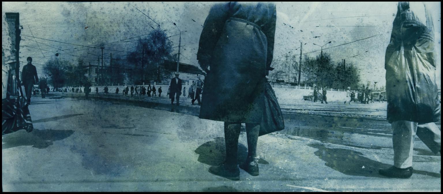 ©  Boris Mikhaïlov , Sans titre, de la série At Dusk, 1993. En savoir plus dans notre éphéméride.