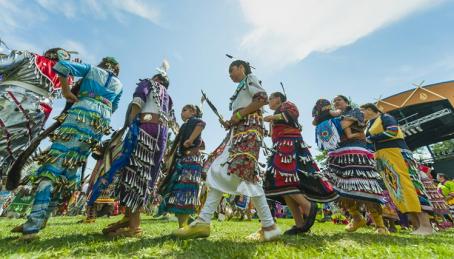 Rassemblement des Premières Nations à Mashteuiatsh