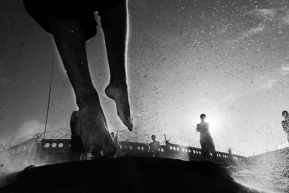 Rybinsk, Yaroslavl region, 2013 . Photo  Alexander Aksakov . Toute la semaine, nous vous présenterons le travail d'un des photographes réunis dans le programme  CloseUp Russia , qui se fixe comme objectif de documenter la vie quotidienne en Russie.