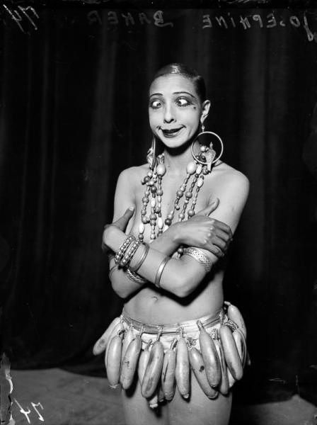 Josephine Baker, on l'adore.