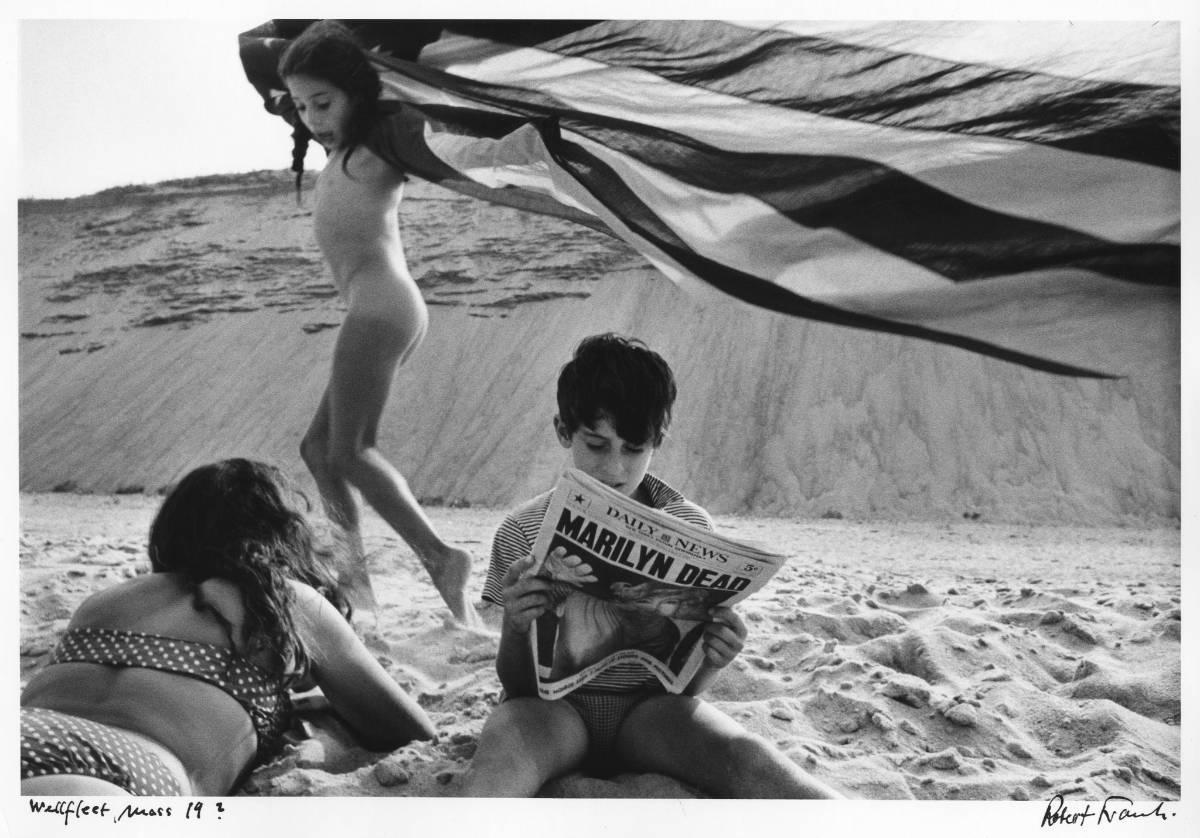 Wellfleet Massachussets. 1962 – Robert Frank