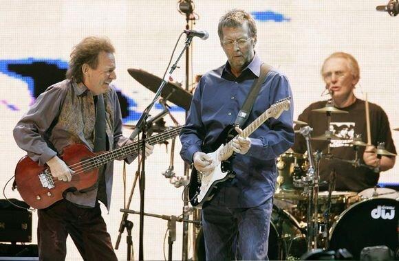 Cream 2005 ( Bruce, Clapton, Baker)