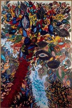 Séraphine de Senlis  -  L'arbre du paradis 1929