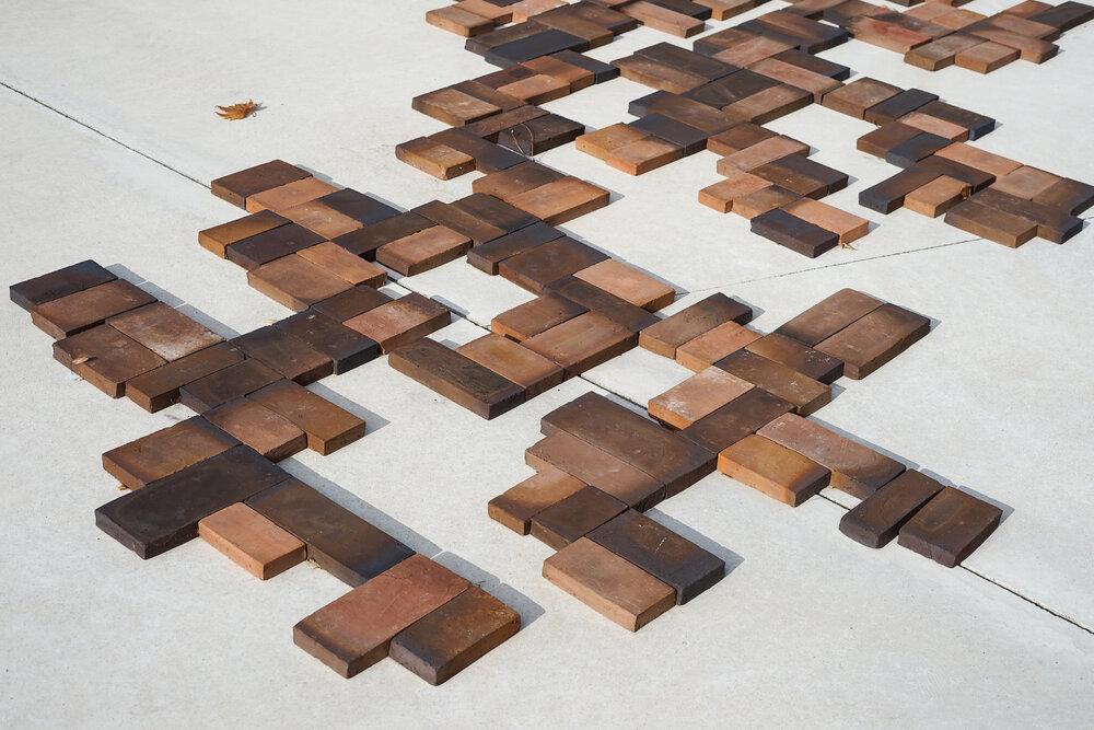 Horizontal Alphabet (black)  ,  Katinka Bock  © Mucem