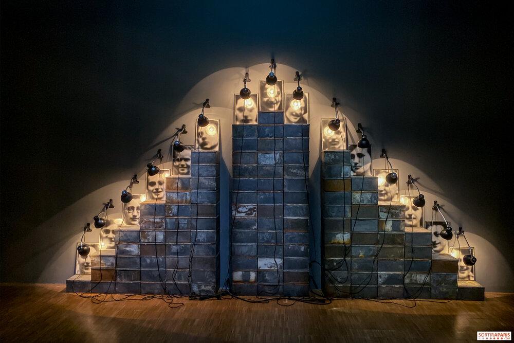 """Christian Boltanski, """"Faire son temps"""", au Centre Pompidou jusqu'au 16 mars 2020"""