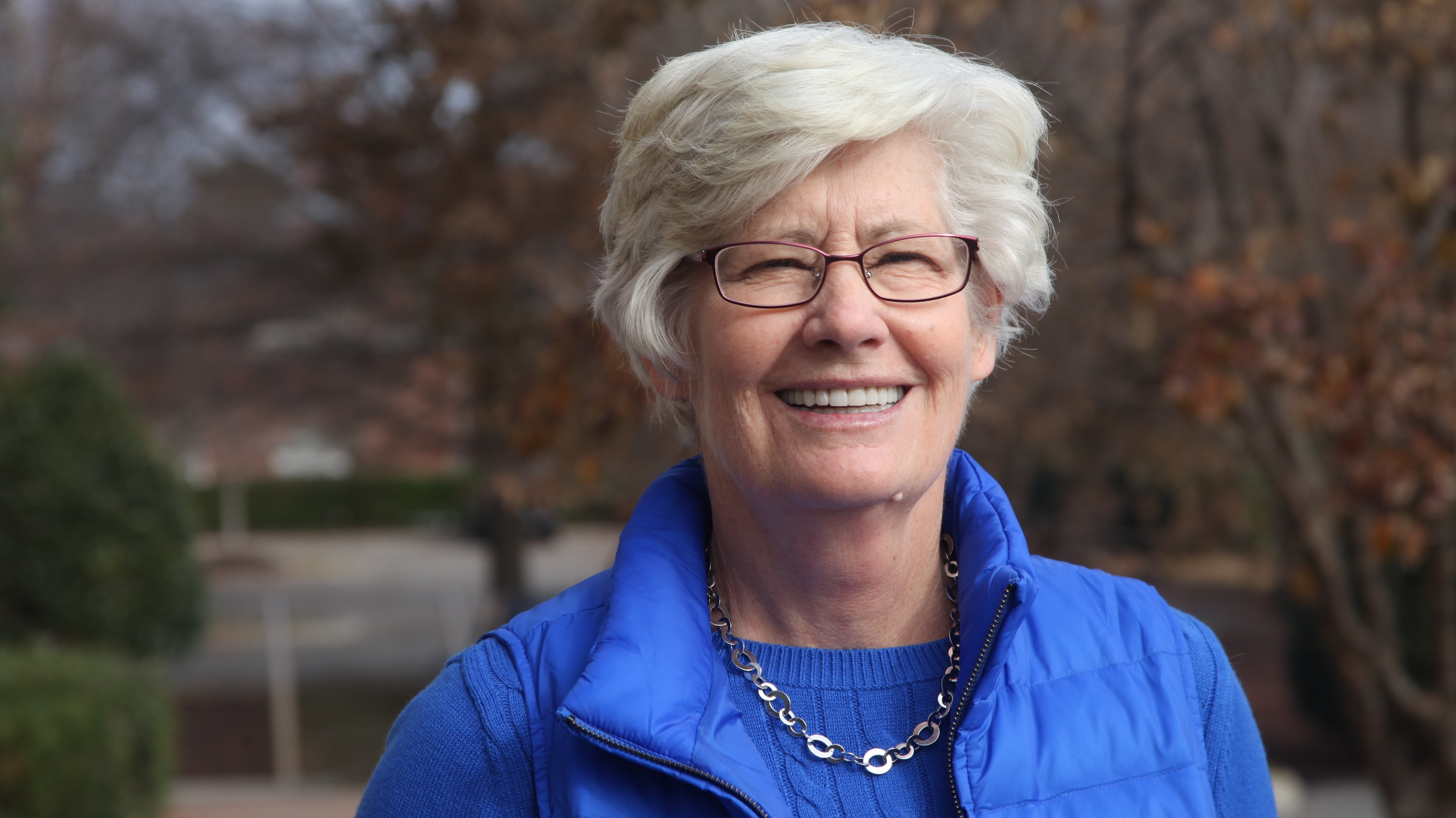 Nan Clarke: Being New to Community