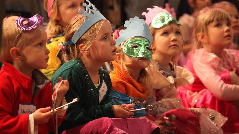 Children's Sunday Schooland nursery -