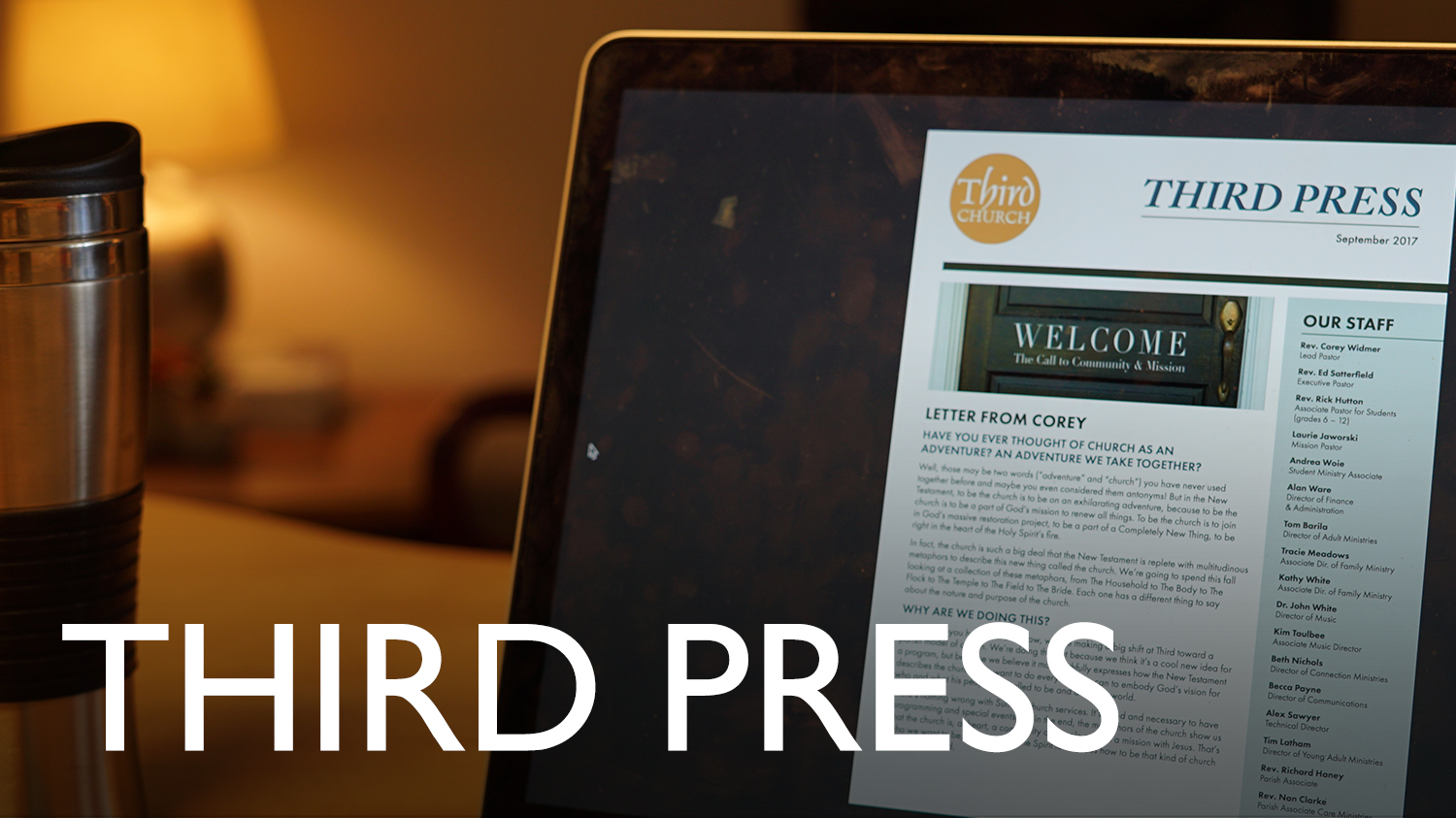 Third Press - Click here to read