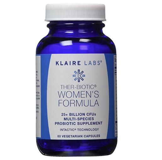 klaire labs women's formula probiotcs