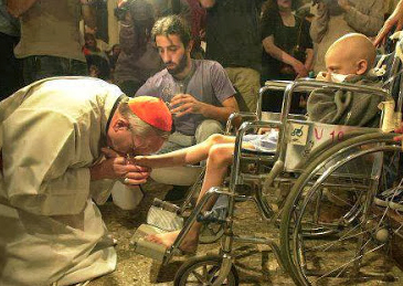 A Pope who loves and is easy to love -- so what's the problem?