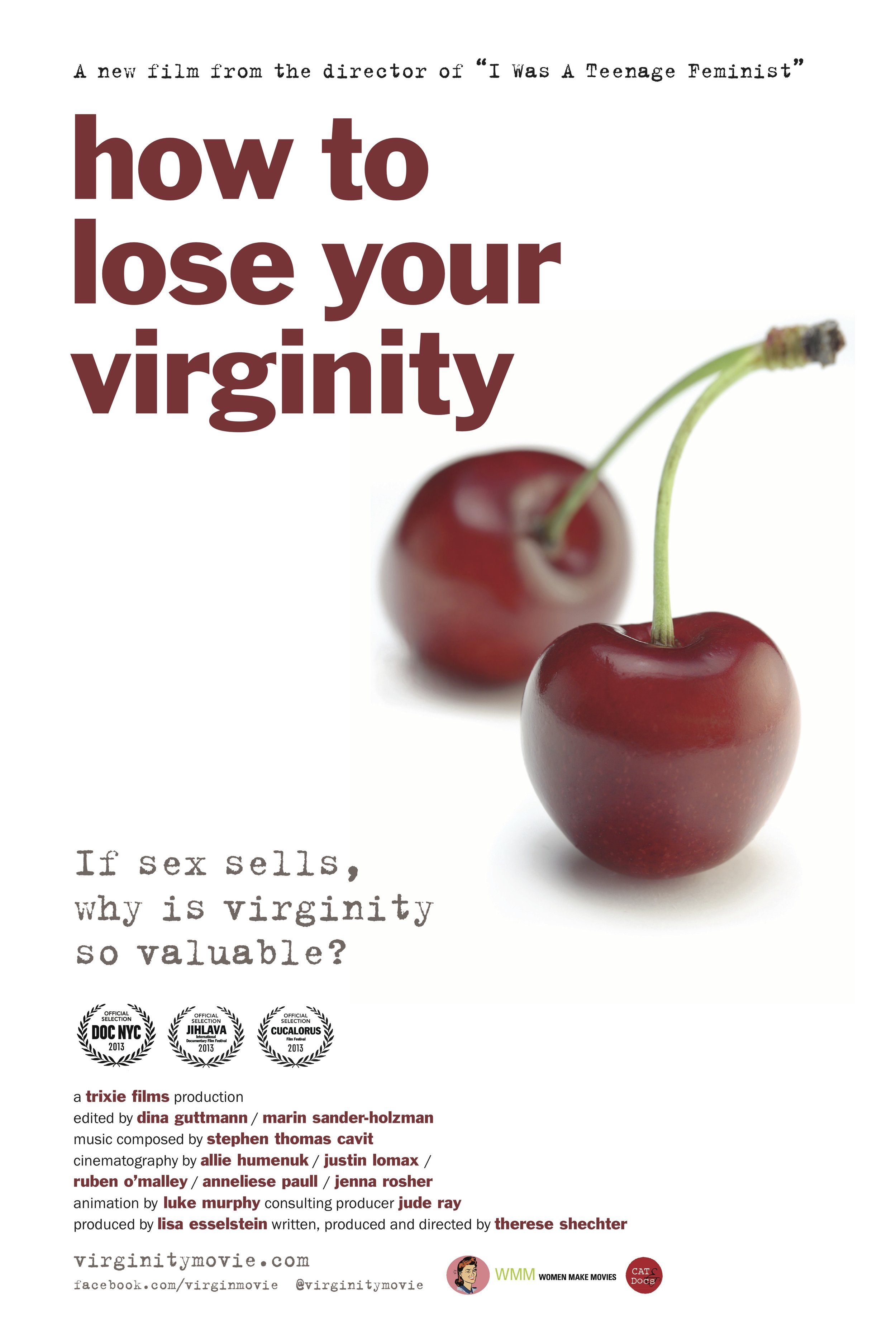 Film Poster: How To Lose Your Virginity