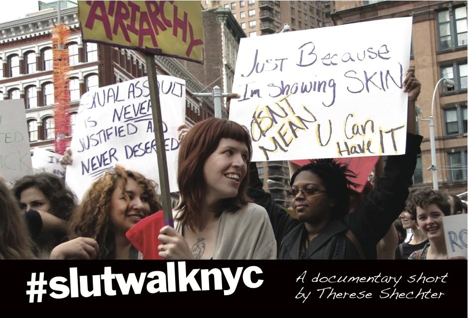 Film Postcard: #slutwalknyc