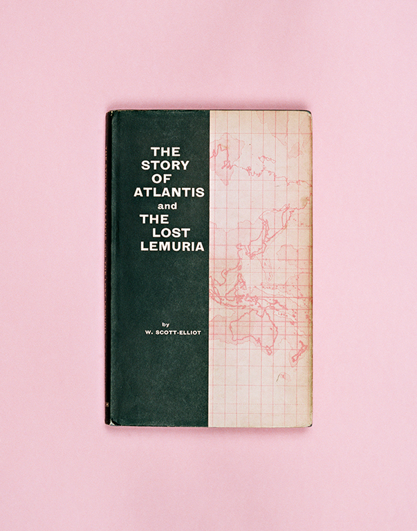 The Story of Atlantis and the Lost Lemuria, 11x14in, C-Print, 2016