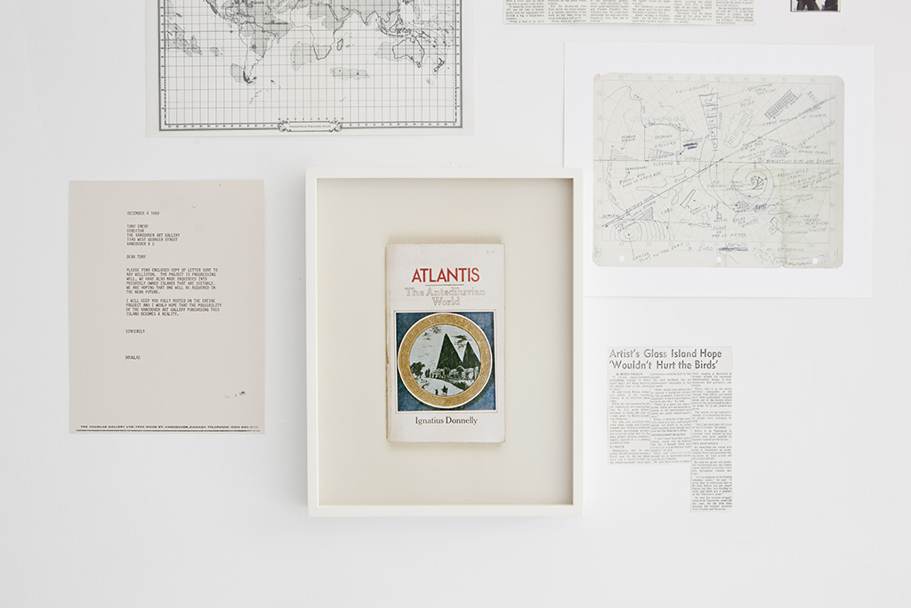 Atlantis: The Antediluvian World, 11x14in, C-Print, 2016