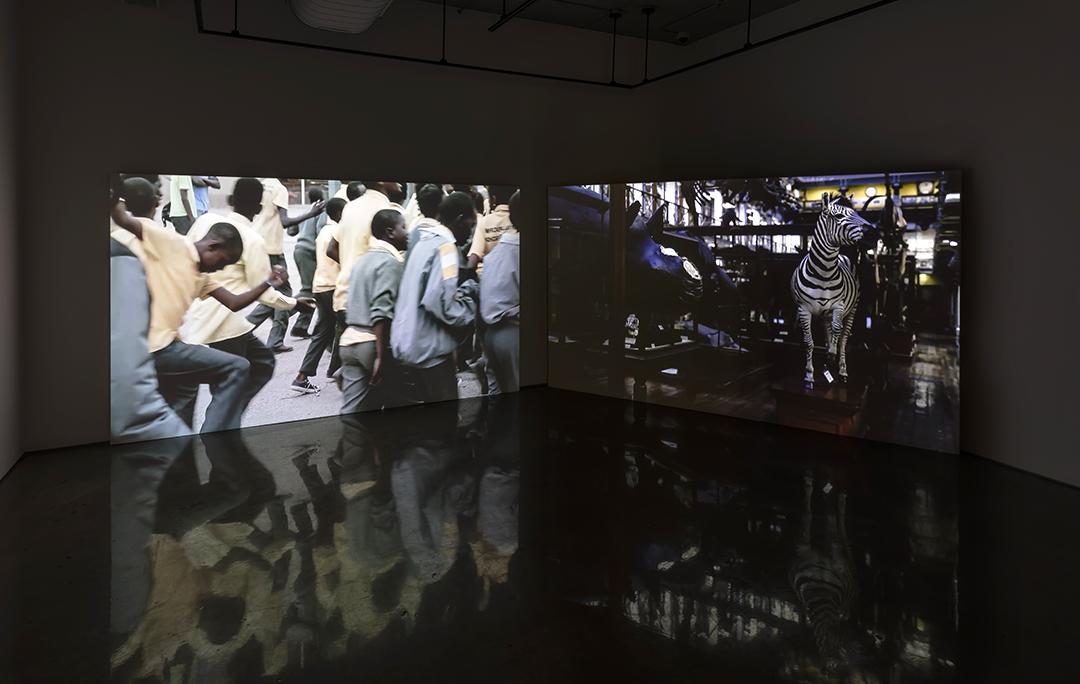 Installation View, Doris McCarthy Gallery at the University of Toronto Scarborough, 2018