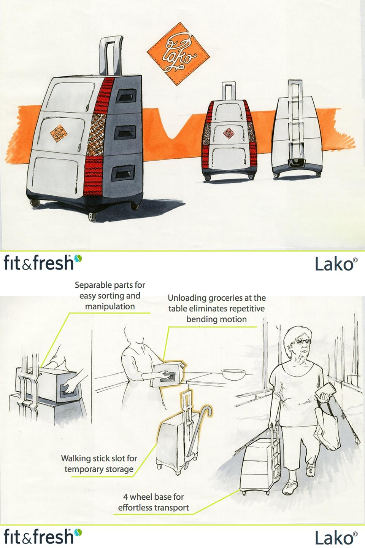 Fit & Fresh Lako