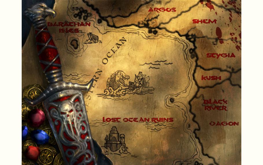Conan's Dagger