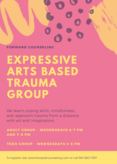 Expressive Arts Based Trauma Group