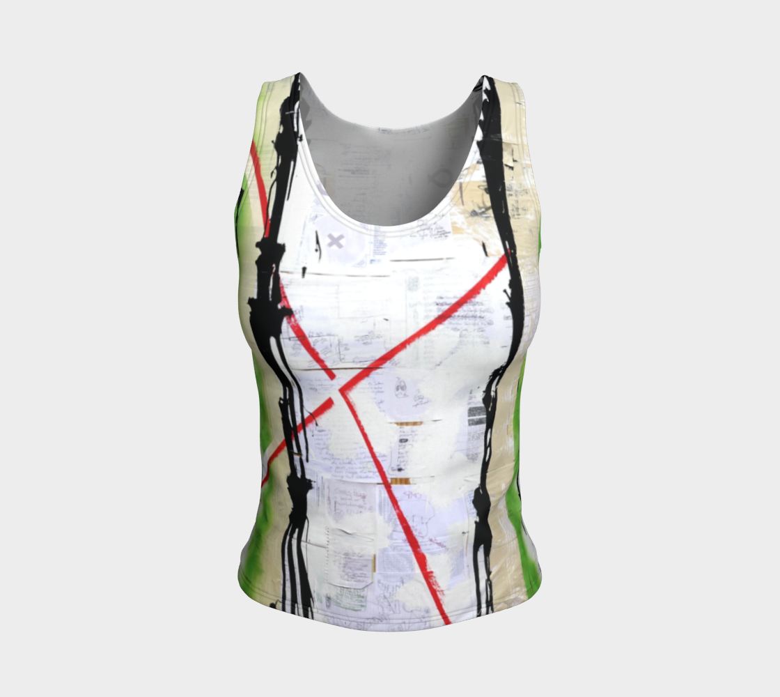 INTERSECT TANK TOP