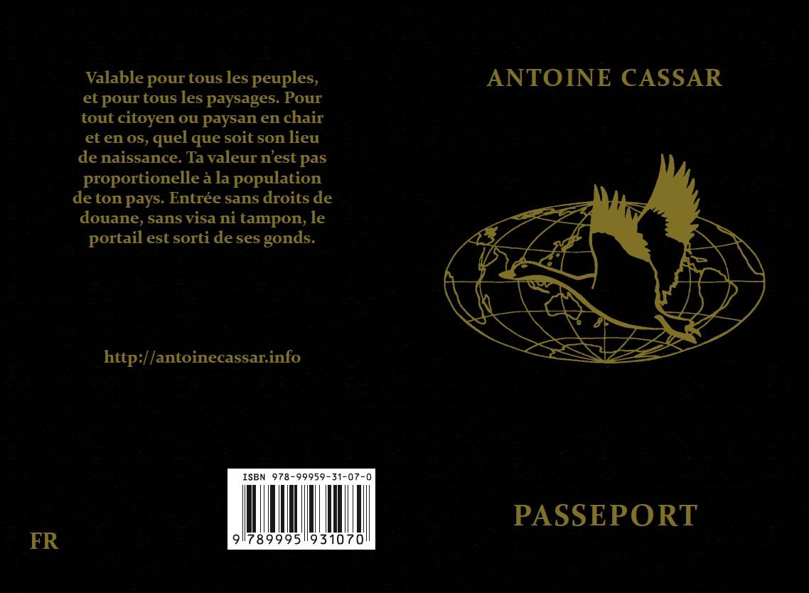 """Le """"Passeport"""" en français. Adapté par Elizabeth Grech (6ème édition)."""