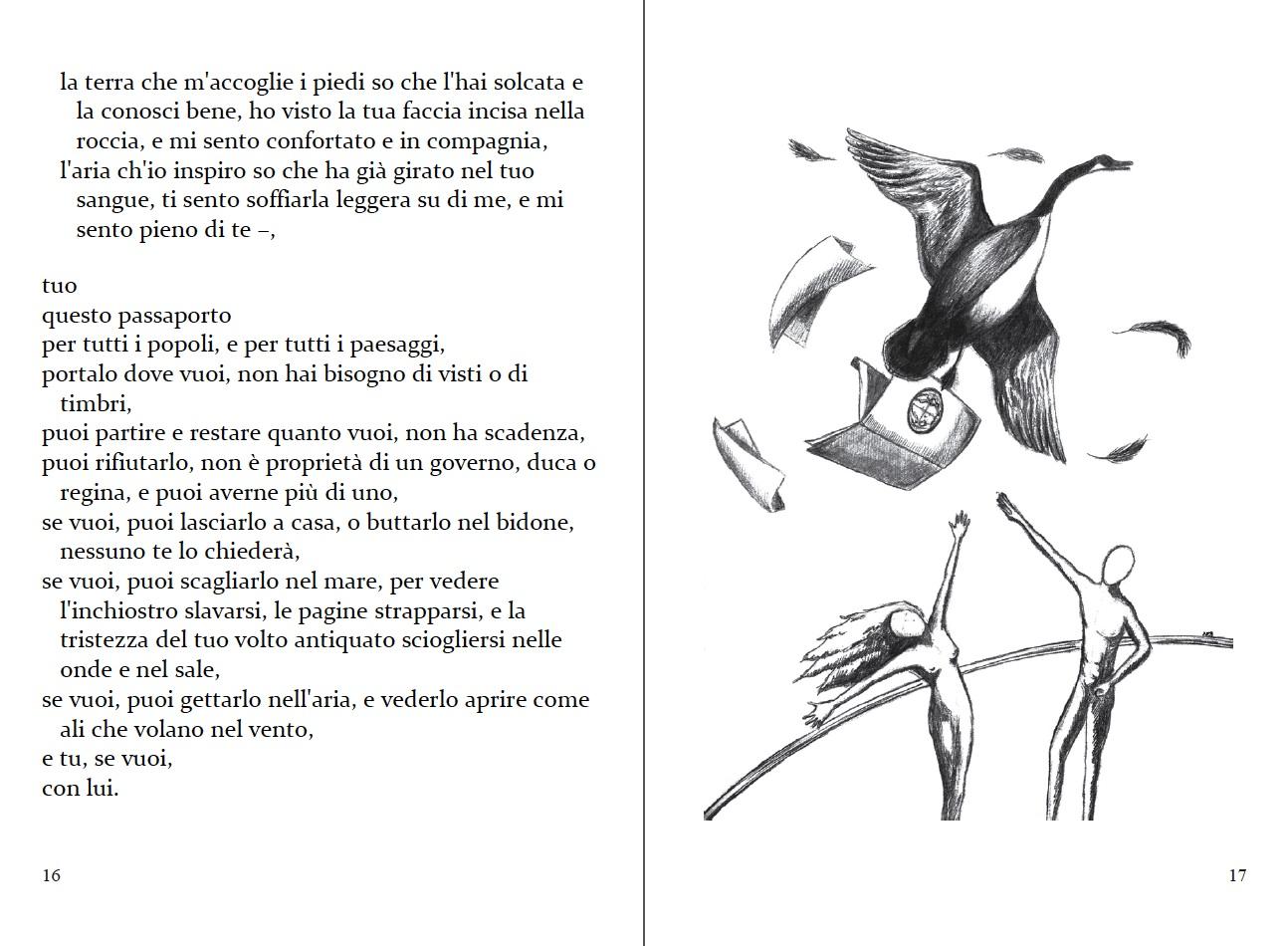 """p. 16-17 del """"Passaporto"""" in italiano. Adattato da Biagio Lieti & Antoine Cassar (3ª edizione)."""