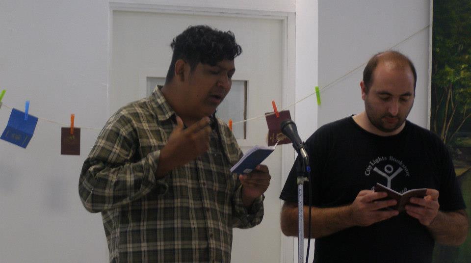 Jhavier Romero, Universidad de Panamá, February 2013