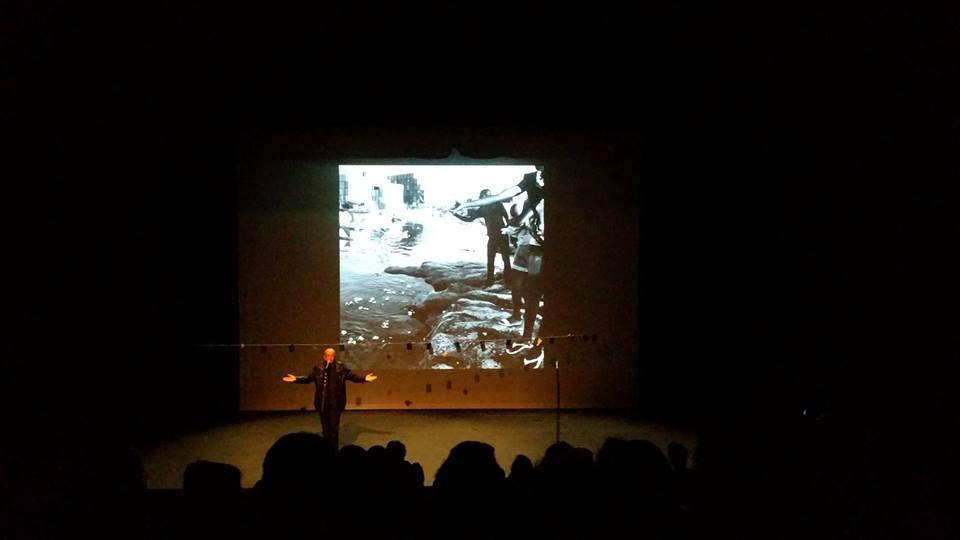 Jean Marc-Bourg, Instants Vidéos, Marseille, novembre 2014